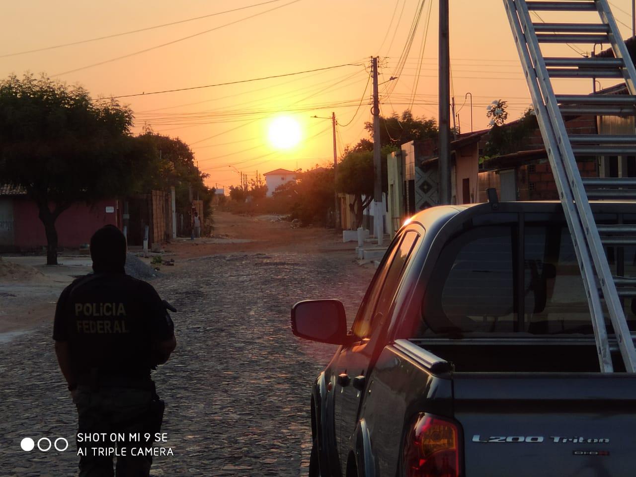 PF combate comercializaçao de cédulas falsas em Parnaíba - Foto: Divulgação/Ascom/Polícia Federal