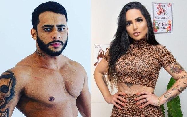 Ex-marido de Perlla revela que ela vendia nudes em aplicativo (Reprodução)