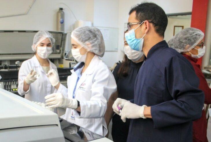 HGV passa a realizar exame necessário para transplante hepático - Imagem 2