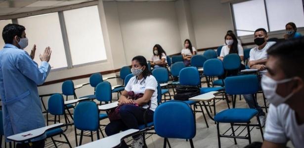 Imagem: Divulgação/Sindicato das escolas particulares de Manaus