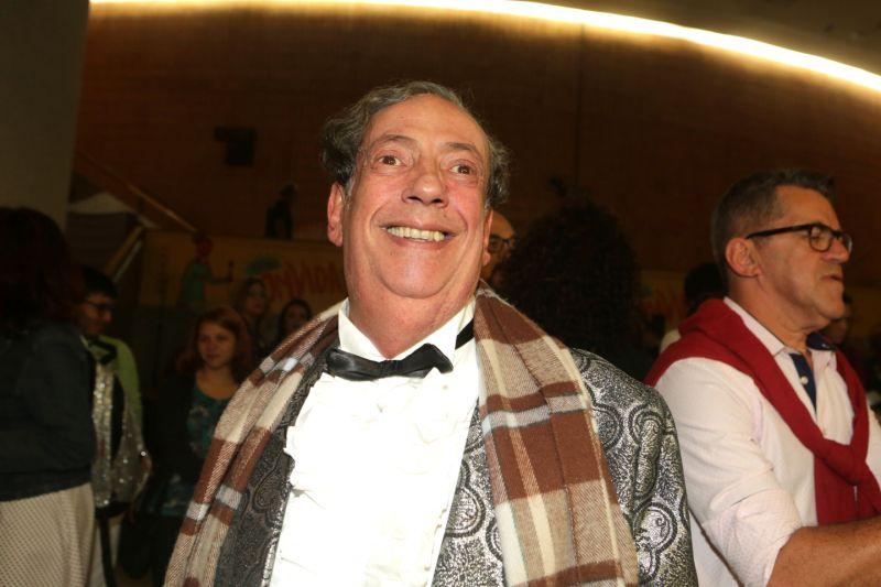 Ator Marcos Oliveira
