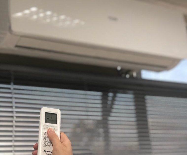 Altas temperaturas contribuem para o aumento do consumo de energia