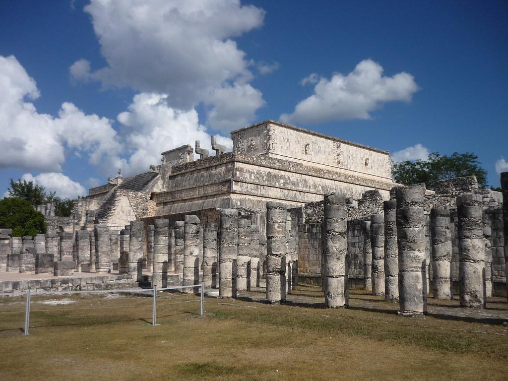 O templo maia /Crédito - Divulgação/Flicker/Lu Marques