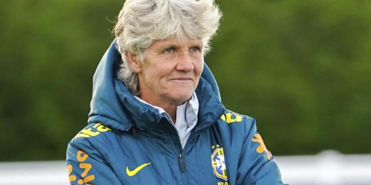 Pia Sundhage convoca seleção só com atletas que jogam no Brasil
