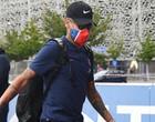 Após contrair Covid-19, Neymar segue em isolamento com o filho