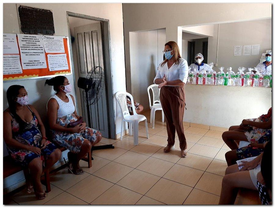 Secretaria de Saúde realizou entrega de kits de higiene  - Imagem 17