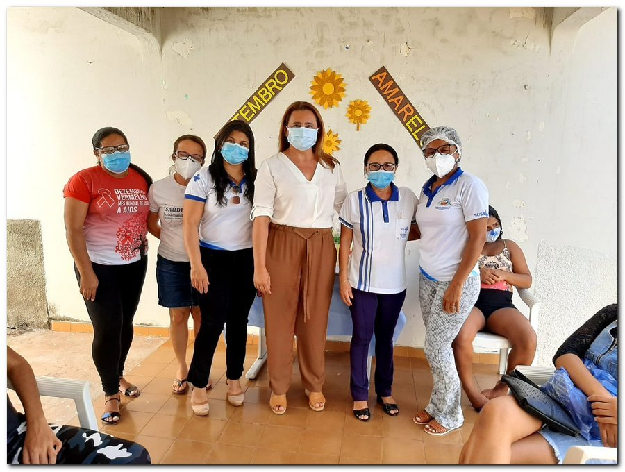 Secretaria de Saúde realizou entrega de kits de higiene  - Imagem 5