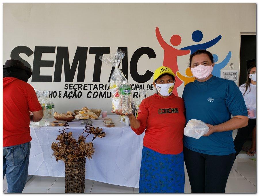 Garis e varredeiras recebem kits de higienização e proteção individual  - Imagem 7