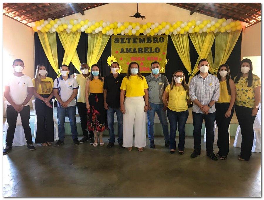 Ações Setembro Amarelo- Caps I - Imagem 5