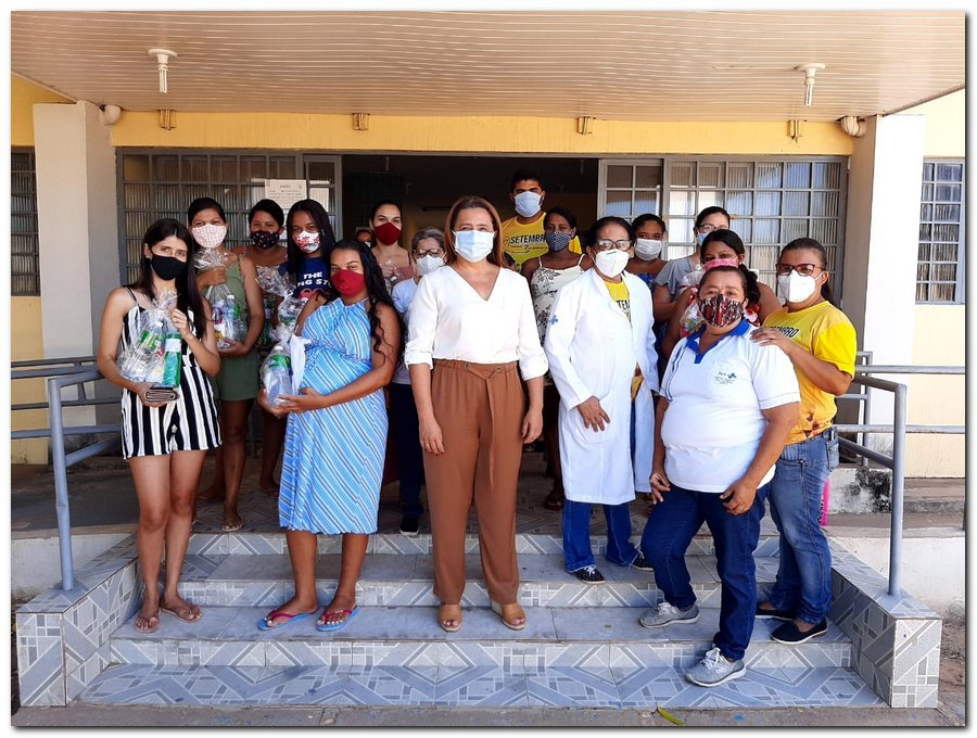 Secretaria de Saúde realizou entrega de kits de higiene  - Imagem 24