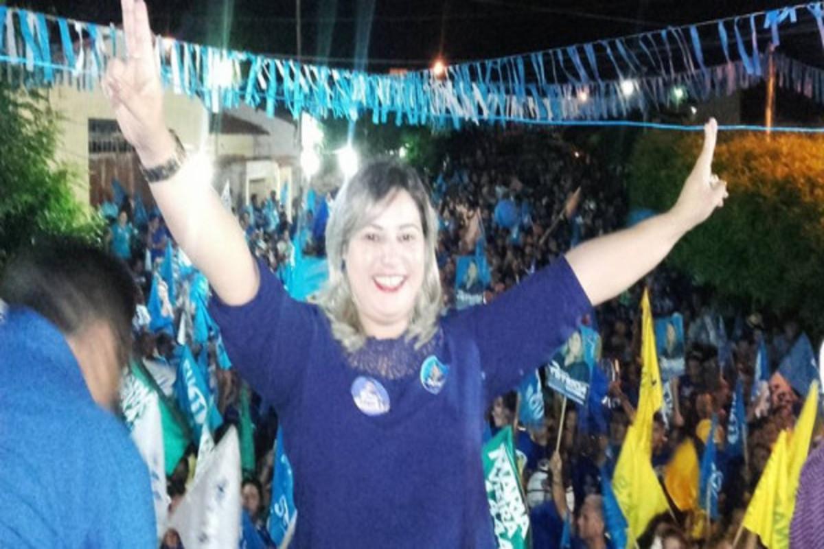 Vereadora Patrícia Oliveira (PP)