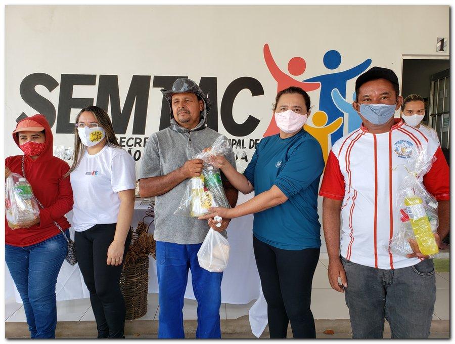 Garis e varredeiras recebem kits de higienização e proteção individual  - Imagem 10