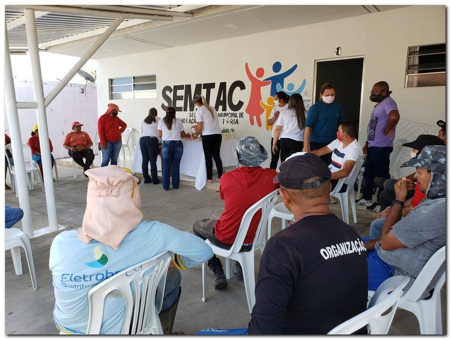 Garis e varredeiras recebem kits de higienização e proteção individual  - Imagem 2