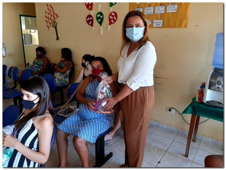 Secretaria de Saúde realizou entrega de kits de higiene  - Imagem 20