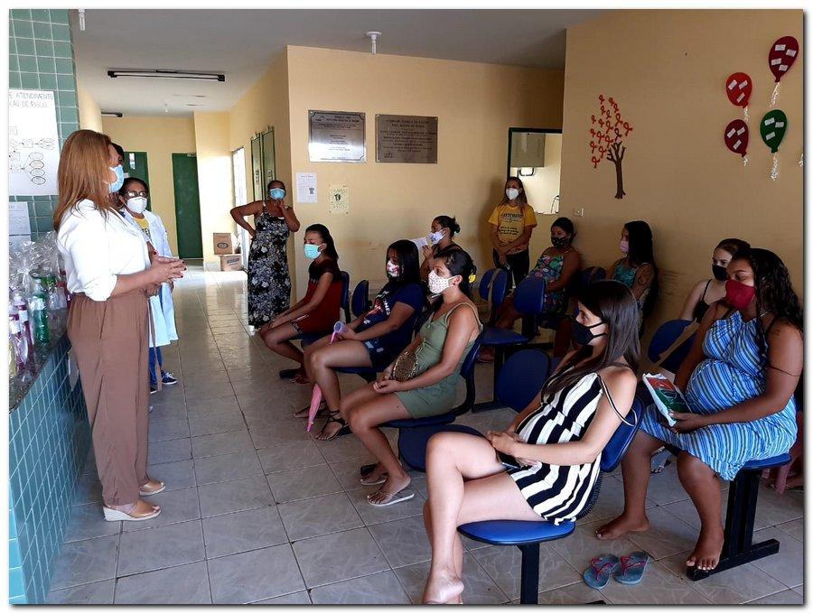 Secretaria de Saúde realizou entrega de kits de higiene  - Imagem 7