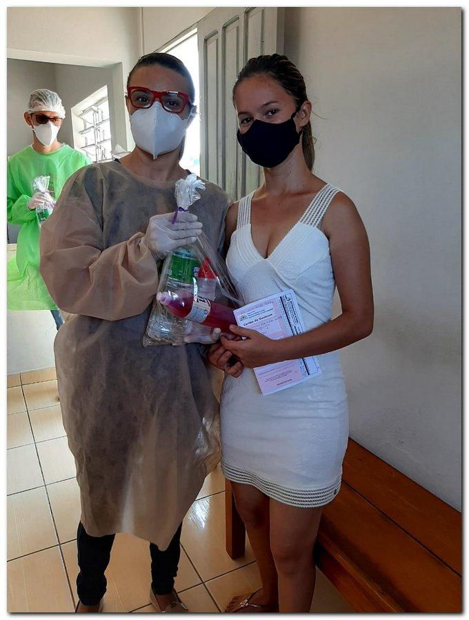 Secretaria de Saúde realizou entrega de kits de higiene  - Imagem 12