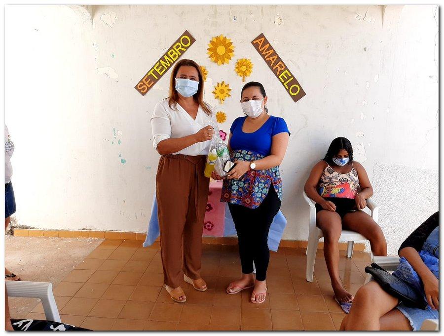 Secretaria de Saúde realizou entrega de kits de higiene  - Imagem 3