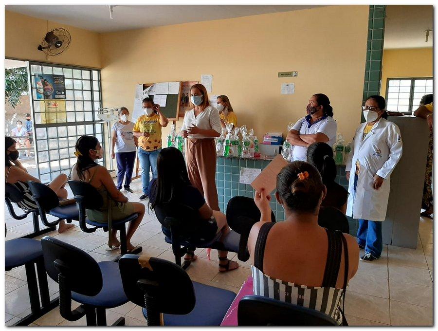 Secretaria de Saúde realizou entrega de kits de higiene  - Imagem 19
