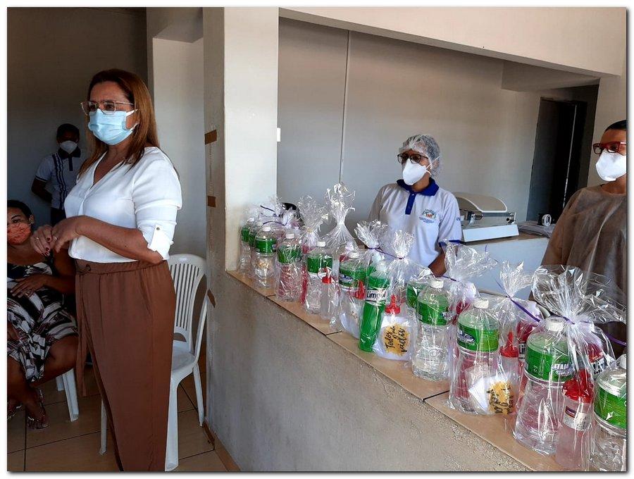 Secretaria de Saúde realizou entrega de kits de higiene  - Imagem 15