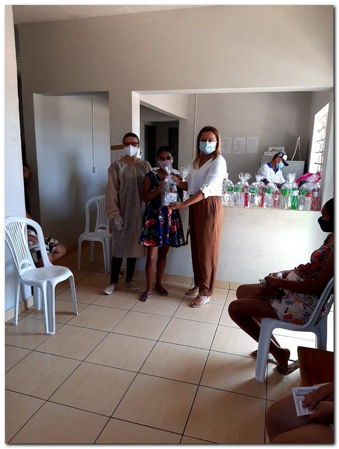Secretaria de Saúde realizou entrega de kits de higiene  - Imagem 18
