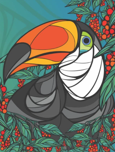Amazônia: Veja artes inspiradas na maior floresta tropical do mundo - Imagem 3