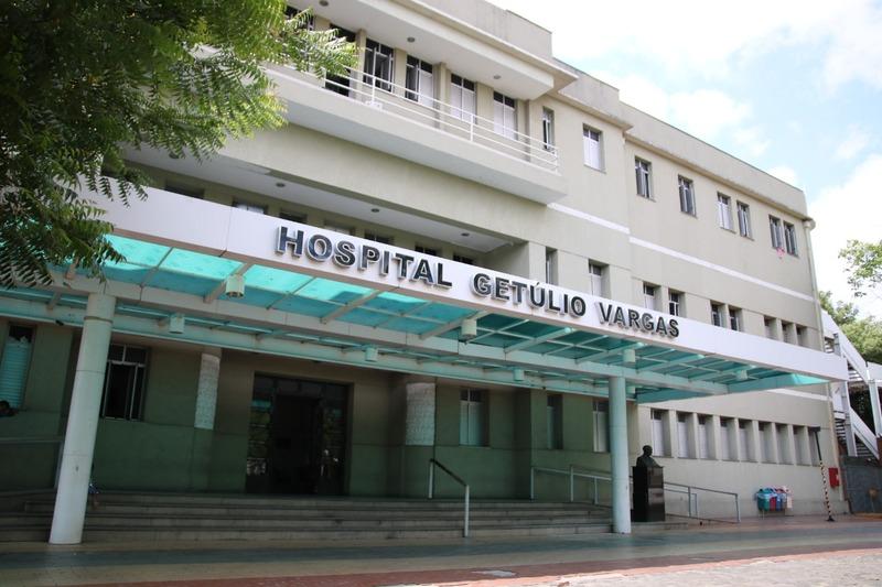 Hospital Getúlio Vargas, em Teresina - Foto: Ascom