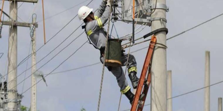 THE: Ruas de 10 bairros passam por manutenção e ficarão sem energia