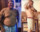 Ferrugem perde 33 kg e cita esposa como inspiração e foco