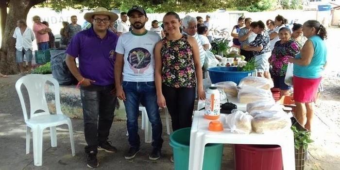 """Após período crítico da pandemia, feira Saberes e Sabores"""" volta acontecer"""