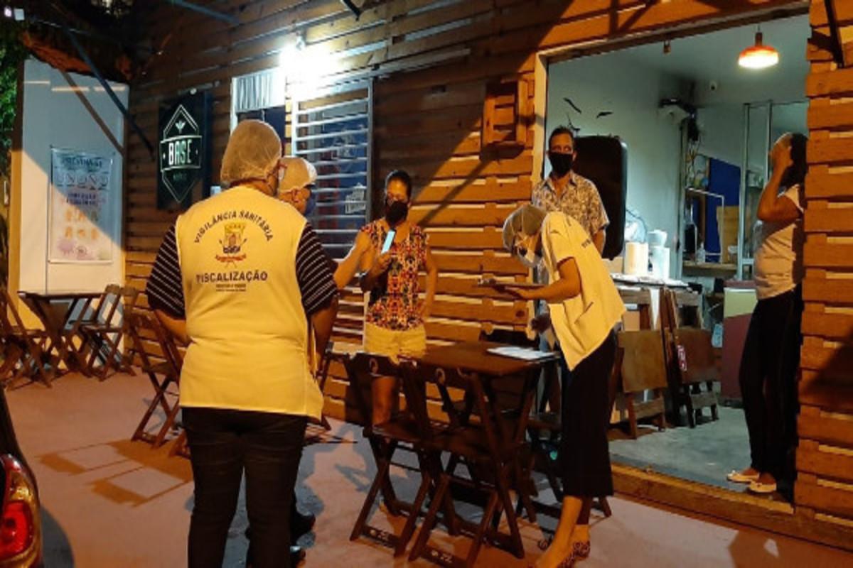 Bares são autorizados a funcionar no sábado em Teresina