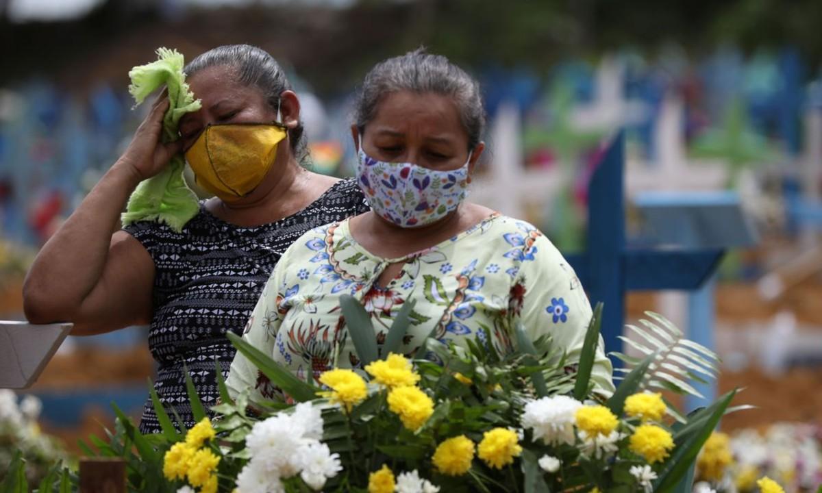 Brasil registra 682 mortos e 30.168 casos de Covid-19 em 24h - Imagem 1