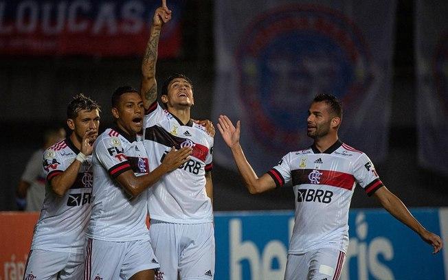Flamengo e Fortaleza jogam hoje, 5. Foto-Instagram Flamengo