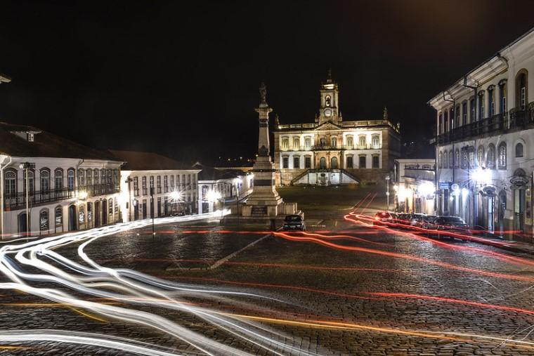 FOTO DA SEMANA: Praça Tiradentes, em Ouro Preto (MG) - Imagem 1