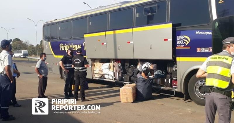 16kg de drogas são apreendidos em um ônibus com destino a Piripiri - Imagem 3