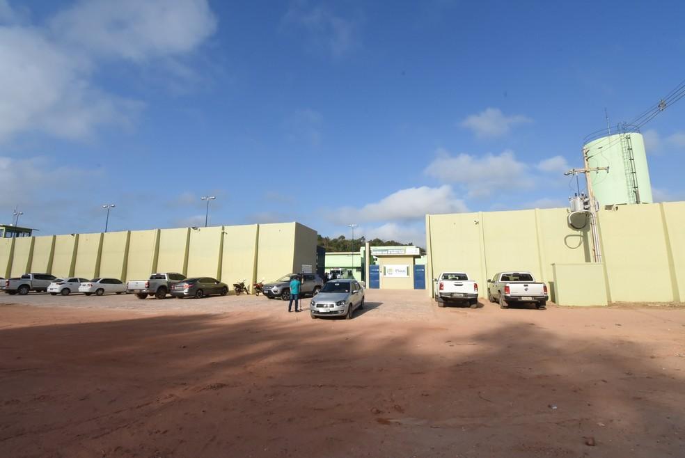 Com volta de 700 presos Sejus prevê surto de Covid em penitenciárias-Foto: Divulgação/Sejus