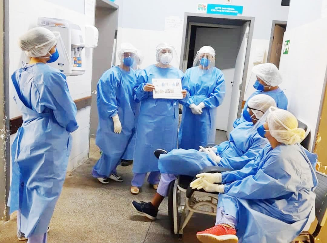 HGV e Fepiserh implementam melhorias na logística do hospital