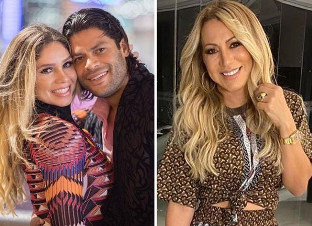 Camila, Hulk e Iran