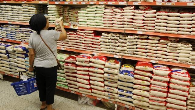 A alta do arroz chega a 100% em 12 meses - Foto: Divulgação