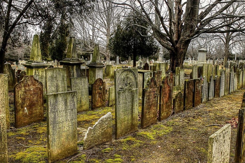 Cemitério (foto: Pixabay)