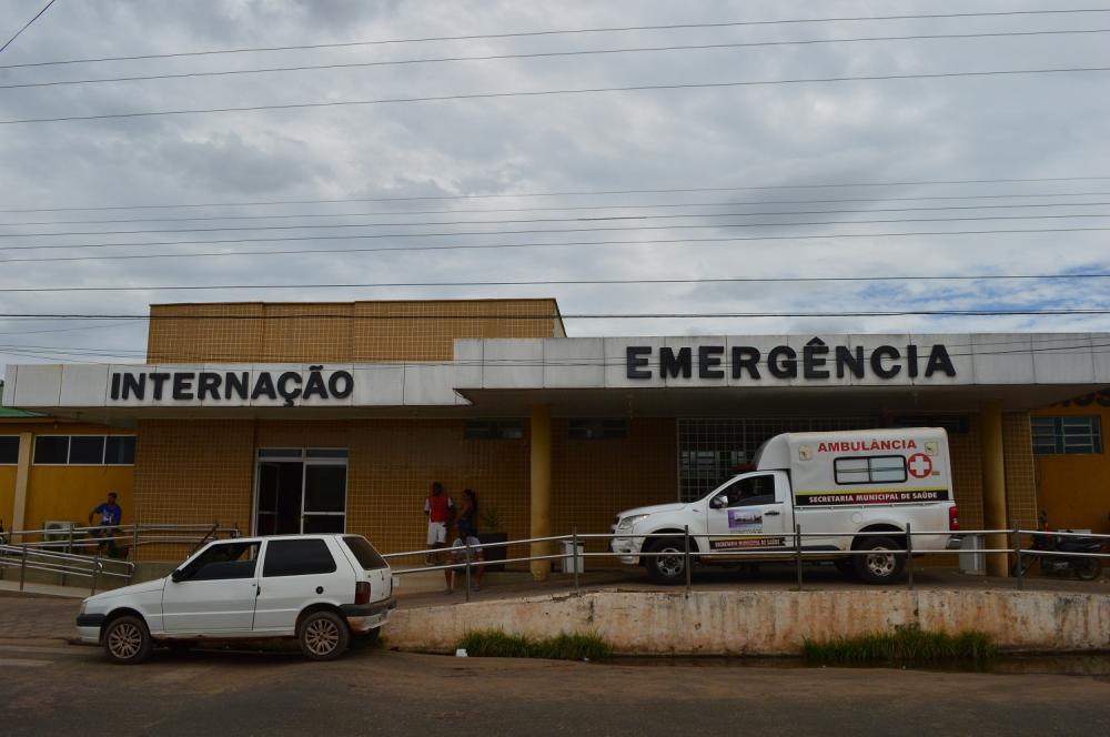 Hospital Regional de Bom Jesus (Foto: Reprodução)