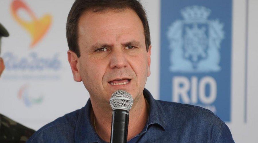 Eduardo Paes, ex-prefeito do Rio (Foto: Reprodução)