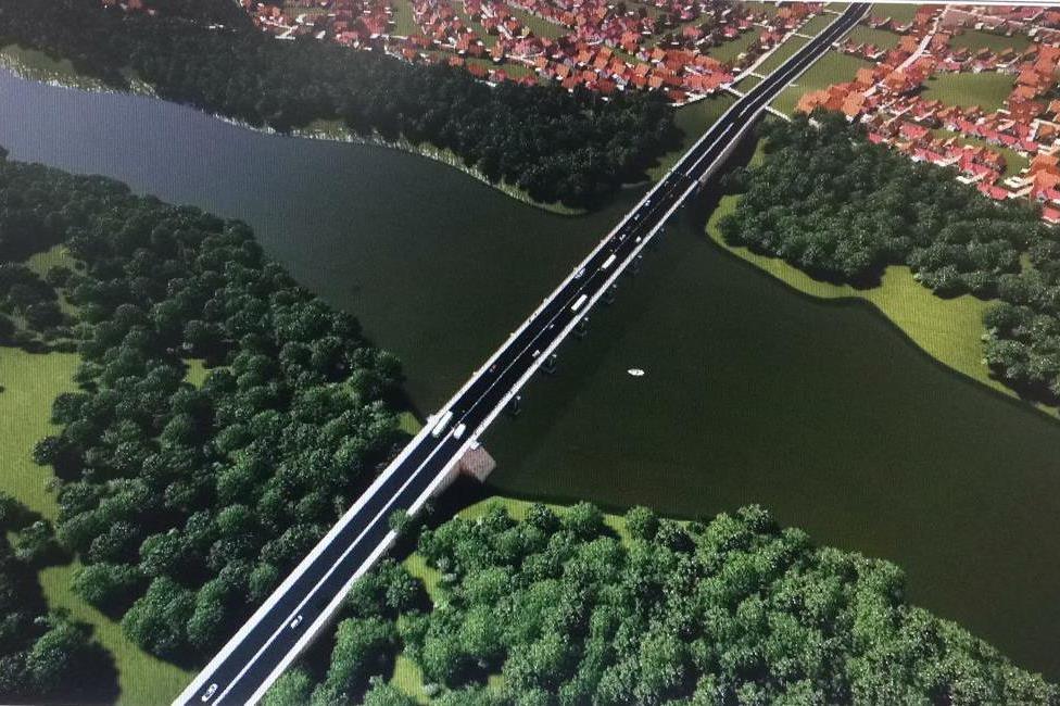 Nova ponte da UFPI (Reprodução)