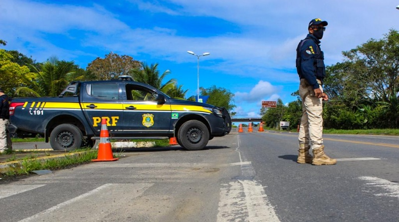 Operação Independência 2020 - Foto: Divulgação/PRF