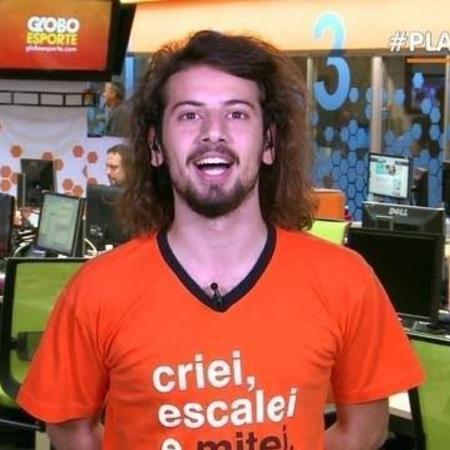 Cartolouco é um dos participantes do programa da Record-Imagem/Reprodução