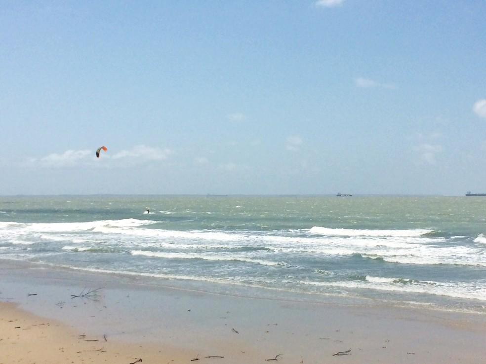 Praia de Sao Marcos