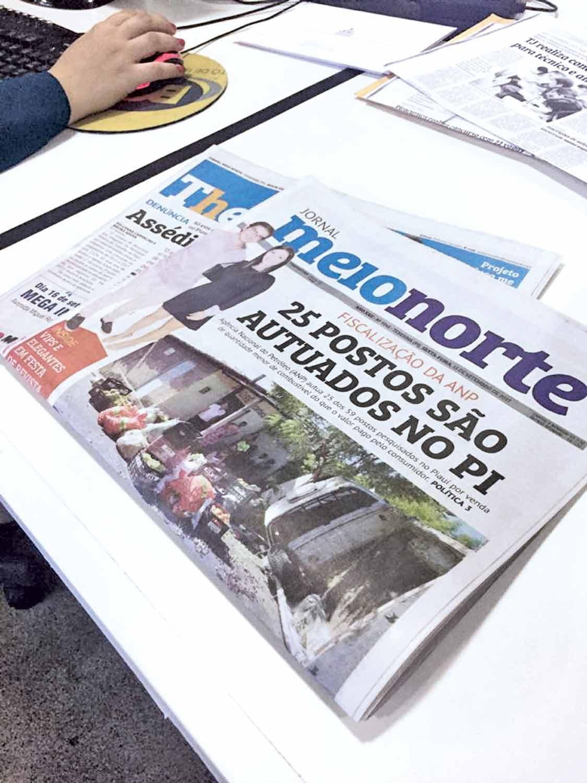 Venda eletrônica do Jornal Meio Norte vai distribui prêmios
