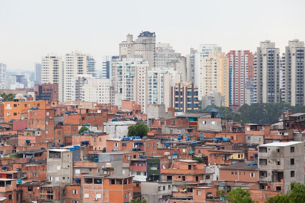 Países como o Brasil tem maior índice de óbitos por Covid-19 - Foto: G1