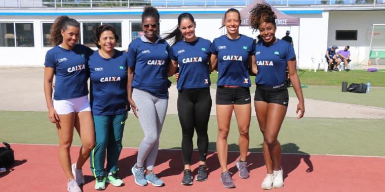 Atletismo brasileiro tem 28 atletas na preparação para Tóquio