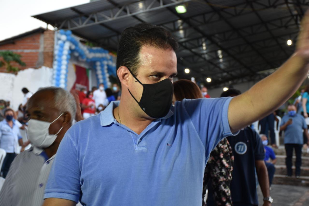 Diego Teixeira (PP) disputará a eleição em Amarante