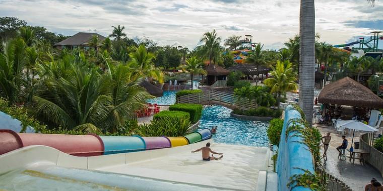 Feriado tem alta taxa de ocupação hoteleira nos principais destinos